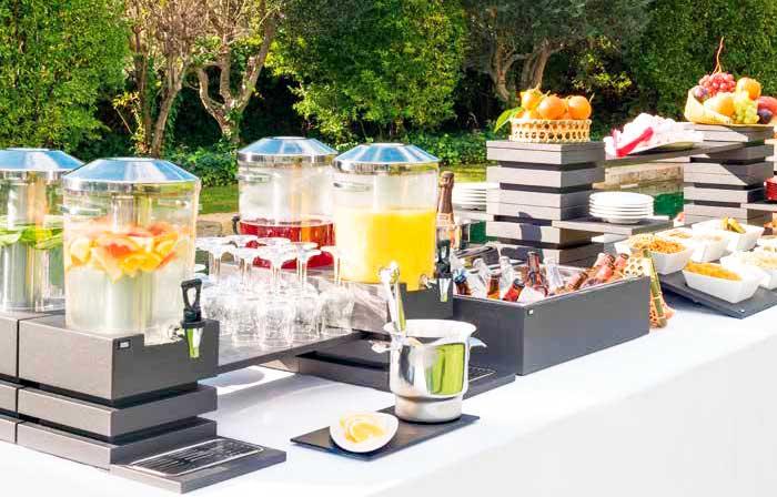Experiencia desayuno buffet - Mesas de desayuno ...