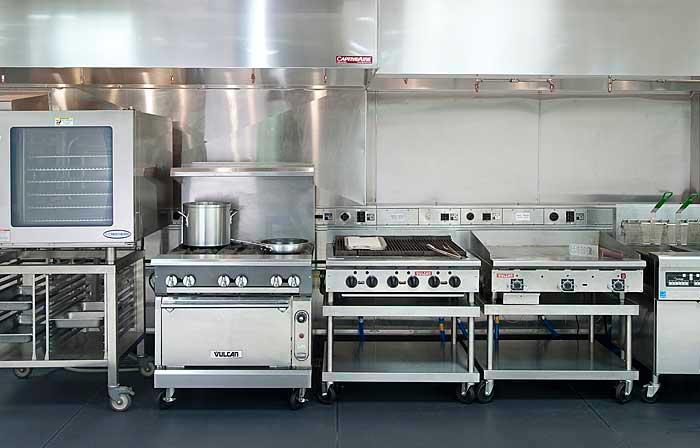 La cocina industrial en bares y cafeter as - Cocina para bar ...