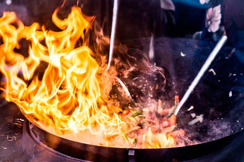 Wok Cocina | Cocina Internacional Chifa El Imperio Del Wok