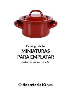Miniaturas para Servicio de Mesa y Barra en Hosteleria10
