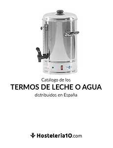 Catálogo de Termos de Leche o Agua en