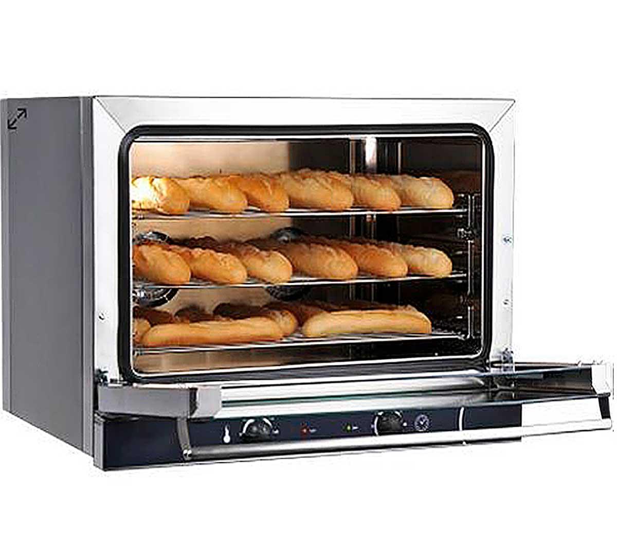 Hornos para panader as pasteler as y obradores for Ofertas de hornos electricos
