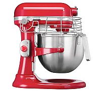 Foto KitchenAid Amasadora Professional Color Rojo