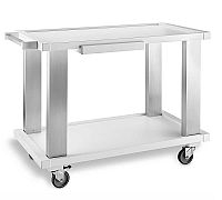 Foto Pujadas Carro Buffet Trend Cubic Color Blanco