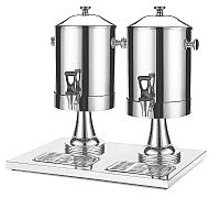 Foto Vollrath Dispensador de Leche  Capacidad 8+8 litros