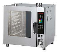 Foto Inoxtrend Horno Mixto  Serie Compact Programable CDT G CDT–107 G - Capacidad 7 GN 1/1