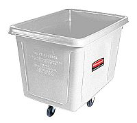 Foto Rubbermaid Contenedor Rectangular Capacidad 200 litros