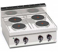 Foto Cocina Bertos Serie 700 High Power Elect