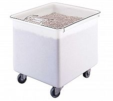 Foto Carro para Ingredientes Cambro con Tapa Recta