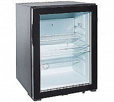 Foto Mini Bar Ecobar Crystal Line Vidrio 30L