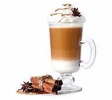 Foto Get Recipiente Postre Irish Coffe