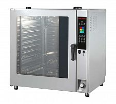 Foto Horno Mixto Inoxtrend Programable Compact 2/1