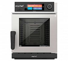Foto Horno Mixto MyChef Compact Evolution 6 GN 1/1 Transversal