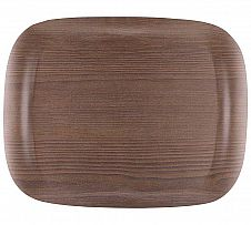 Foto Bandeja Trays Wave Warm Wood