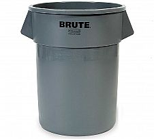 Foto Rubbermaid Brute Redondo