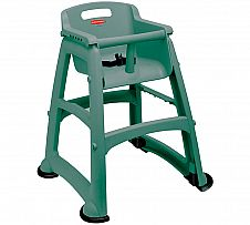 Foto Sillita Rubbermaid Sturdy Chair Verde
