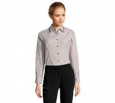 Foto Camisa Sol´s Mujer Baxter Gris Opalo