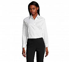 Foto Camisa Stretch Sol´s Mujer Eden Blanca
