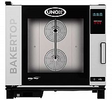 Foto Horno Unox Bakertop Mind One 60 x 40 Manual