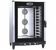 Foto Horno Gas Unox Bakerlux 60 x 40 Manual