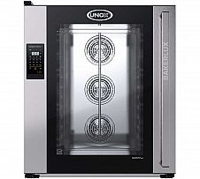 Foto Horno Touch Unox Serie Bakerlux Shop Camilla
