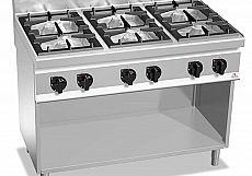 Cocina 700 de Pie High Gas