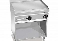 Fry Top Serie 700 Pie Gas