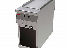 Fry Top Serie 900 Liso Gas