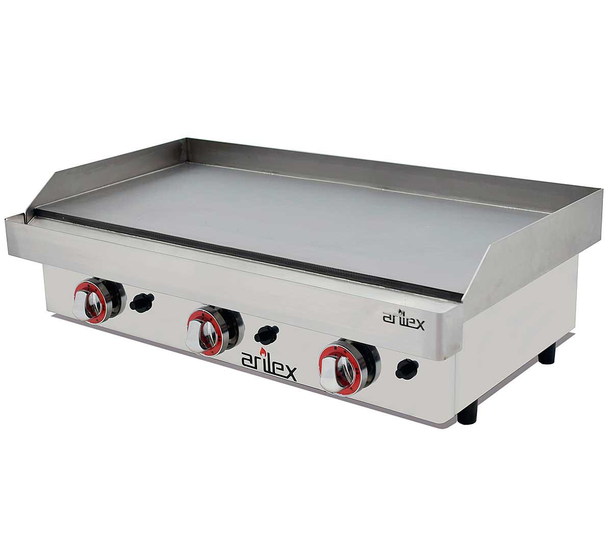 Arilex pgr - Plancha para cocina de gas ...