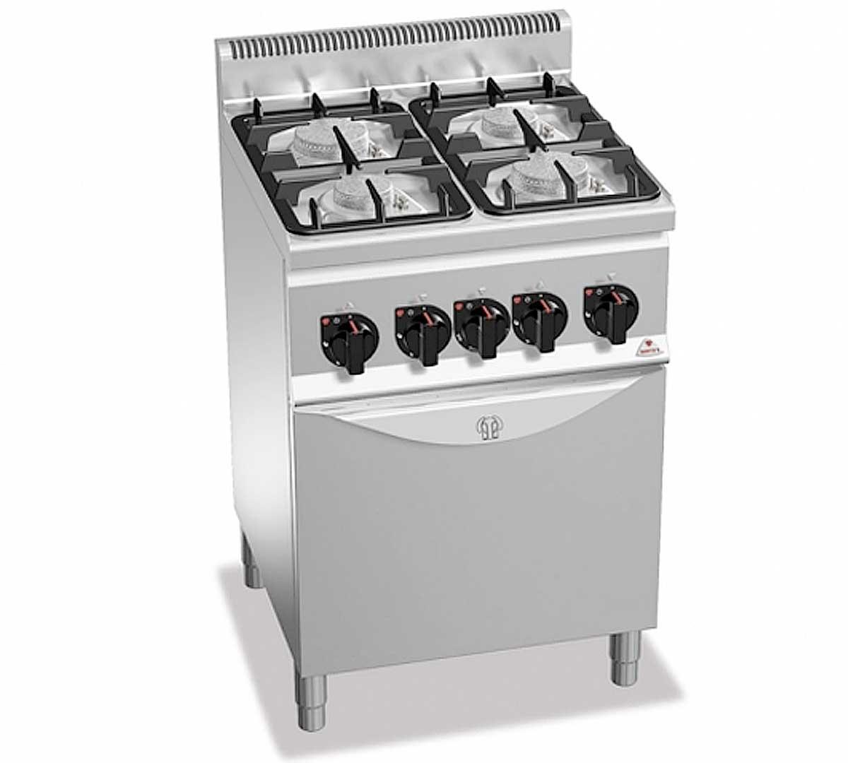Cocina Bertos Serie 600 Horno G6f