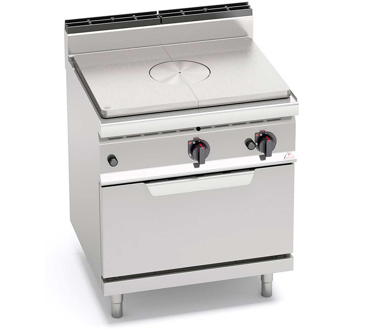 18 genial cocina horno galer a de im genes cocina serie for Cocina vitroceramica con horno