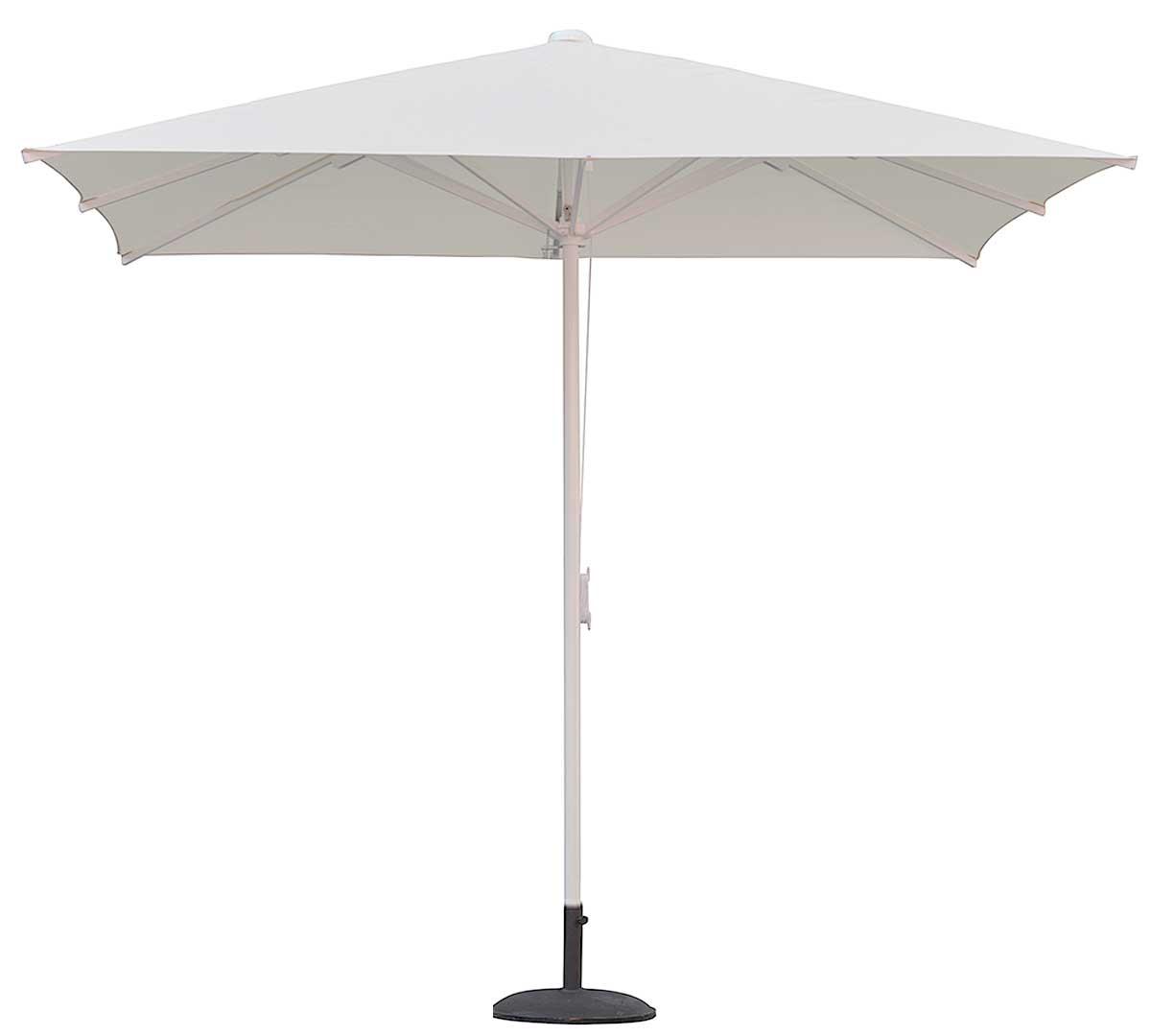 Parasol aluminio heavy duty 877 de conva - Recambio tela parasol ...