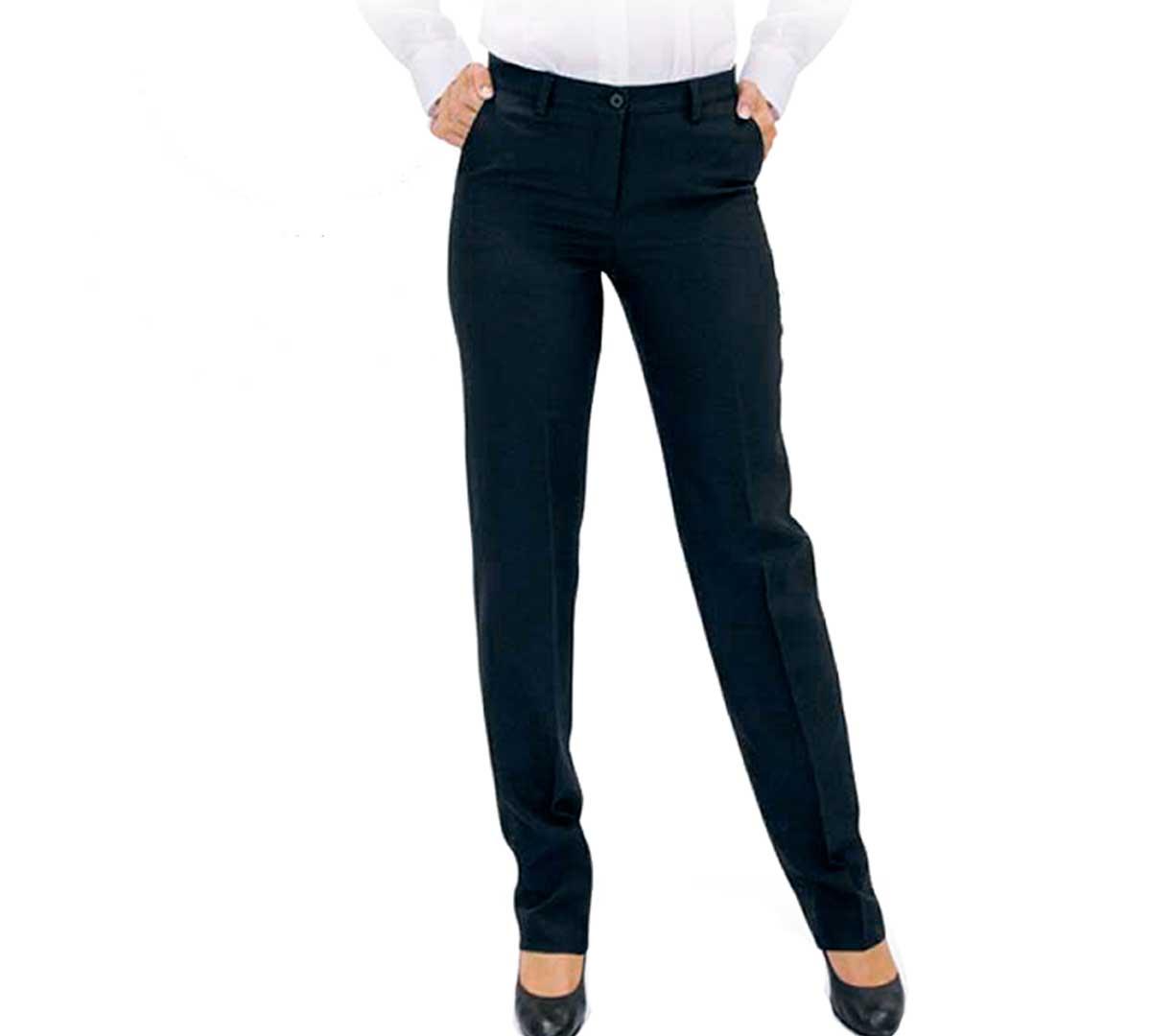 9b927980c5 ... Hostelería   Dacobel Pantalón Elástico de Mujer S-21 6173. Foto 1