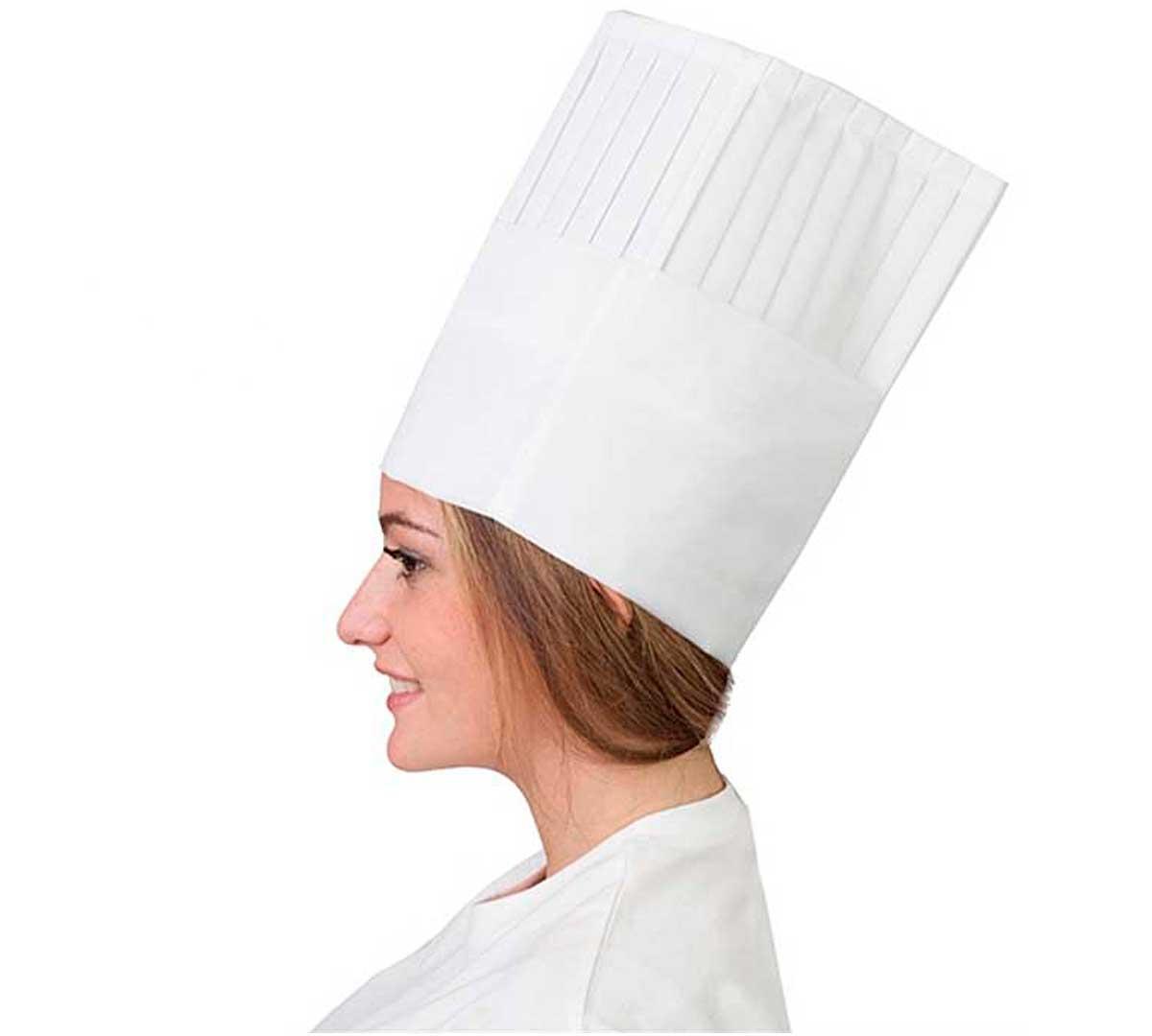 Gorro Eurosavoy Gran Chef Faro 09f7ebe5e2a