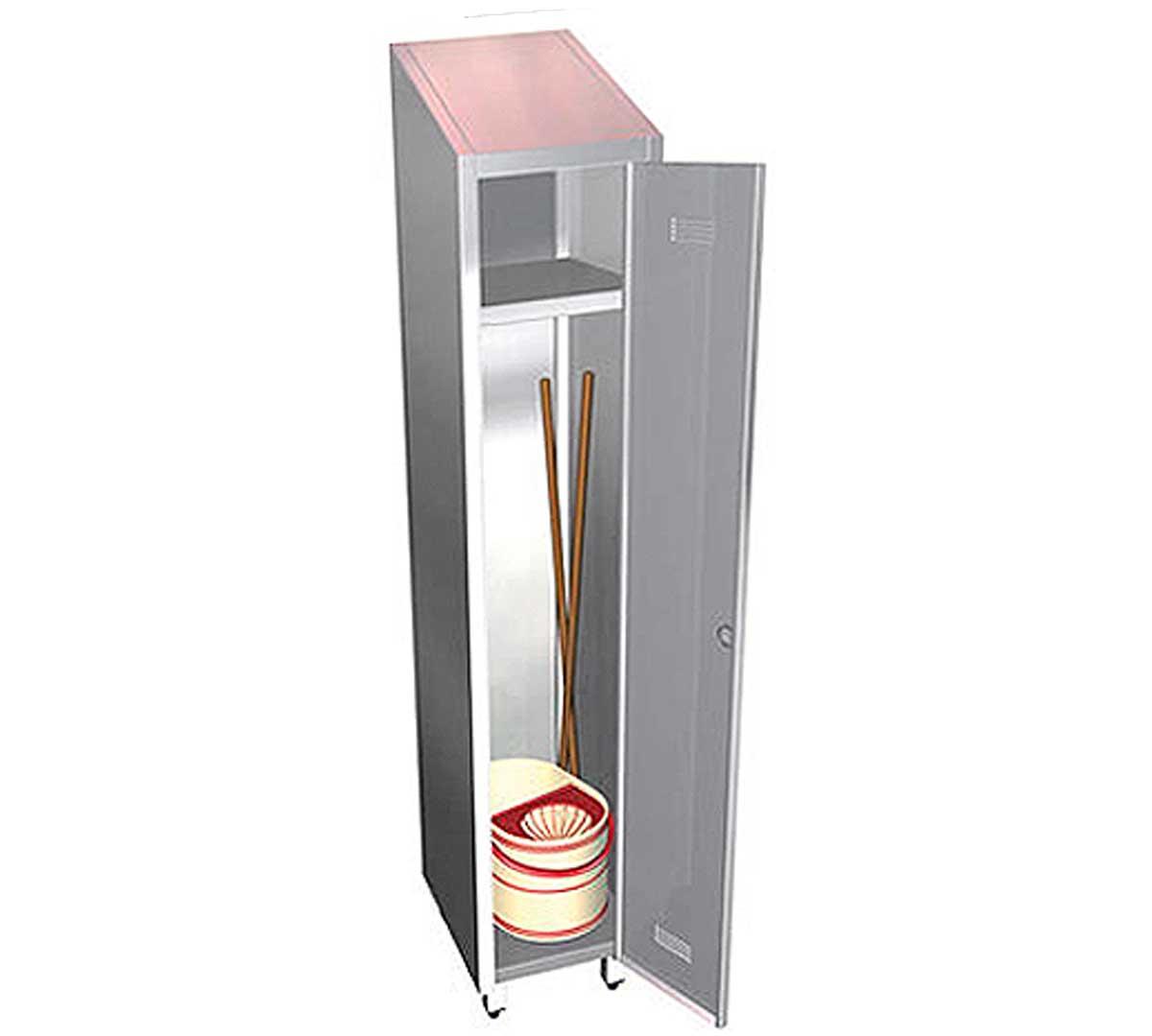 Armario limpieza de fricosmos - Armarios para guardar productos de limpieza ...