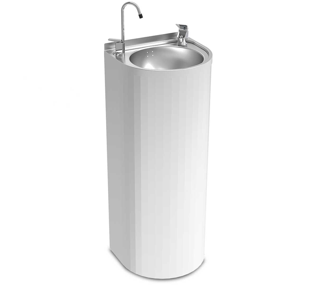 Fuente columna sin refrigeraci n de fricosmos - Motor de fuente de agua ...