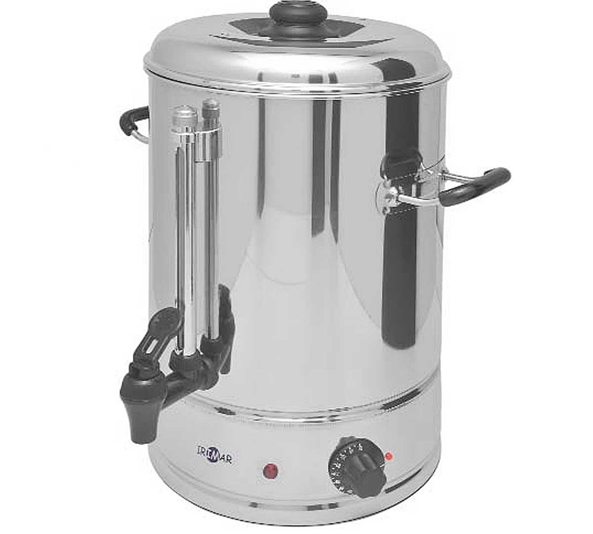 Termo dispensador de agua caliente ca de irimar - Termo 10 litros ...