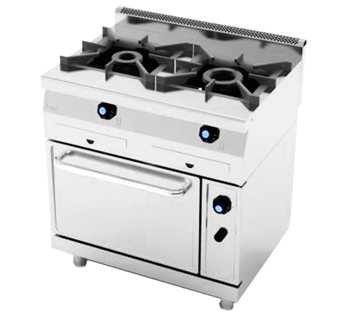 Cocina Con Horno De Gas | Cocina Serie 600 Gas Horno De Jemi