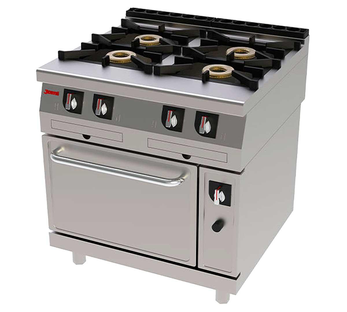 Cocina jemi serie 750 horno - Cocina horno gas ...