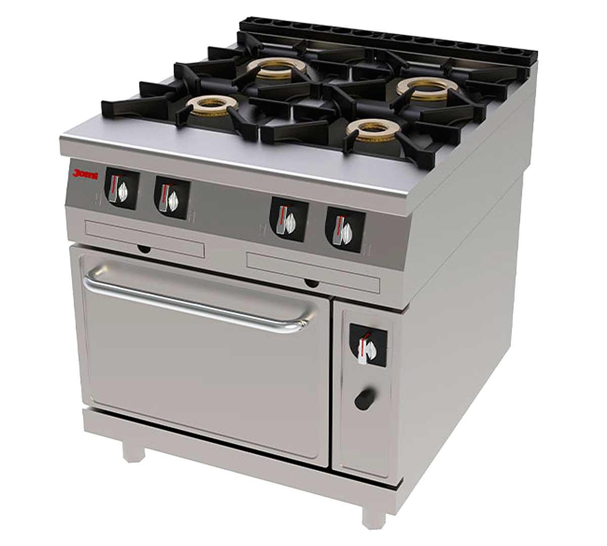 Cocina Jemi Serie 900 Horno