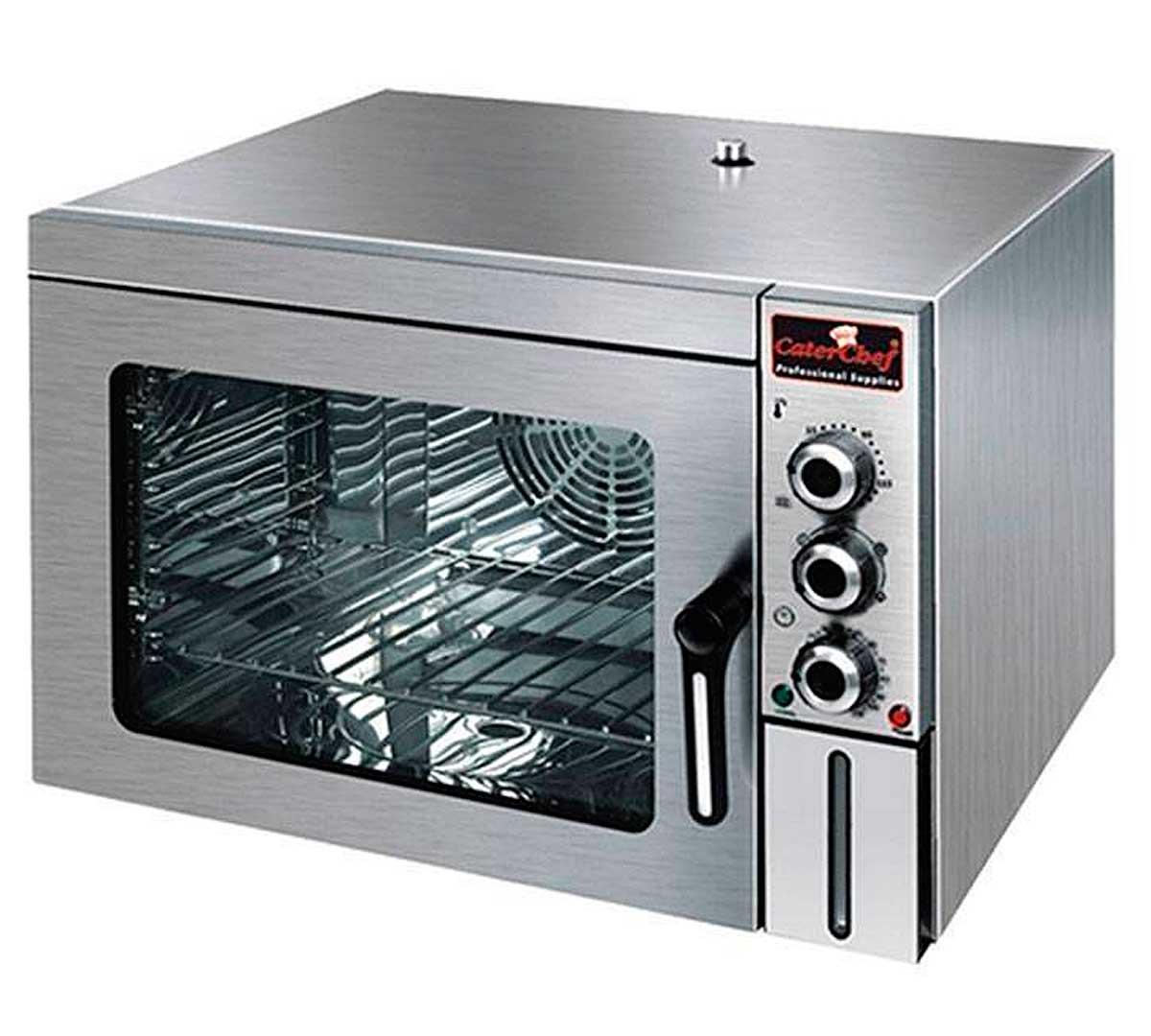 Horno convecci n pujadas convecci n 6881 for Hornos de cocina electricos