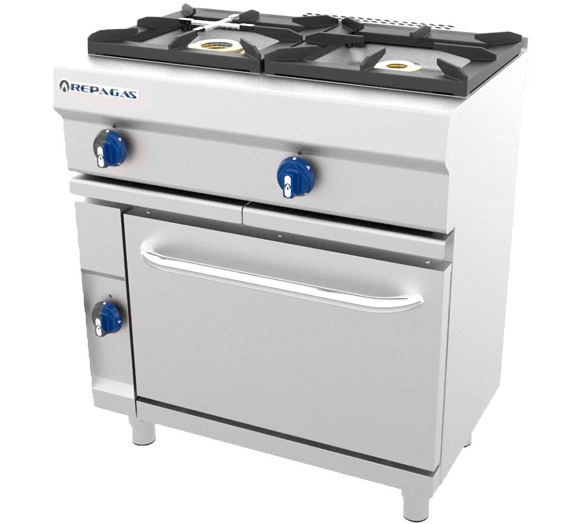 Cocina serie 550 modular horno de repagas - Horno para cocina ...
