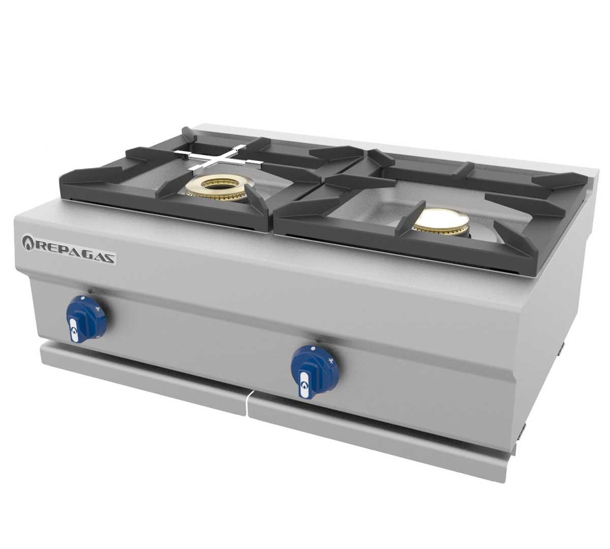 Cocina serie 550 modular sobremesa de repagas Cocinilla a gas 1 plato