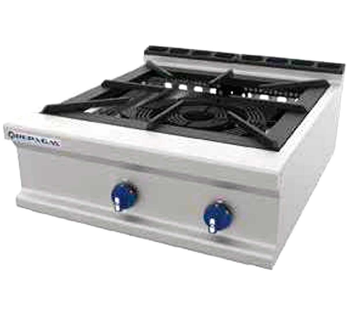 Cocina serie 900 sobremesa gas de repagas for Cocinas repagas